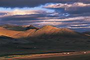 Nomadic Gers<br /> near Muron<br /> Mongolia