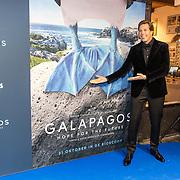 NLD/Amsterdam/20191028 - Koninklijk bezoek Premiere Galapagos, Freek Vonk
