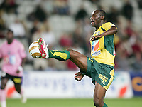 Fotball<br /> Frankrike<br /> Foto: Dppi/Digitalsport<br /> NORWAY ONLY<br /> <br /> FOOTBALL - FRENCH LEAGUE CUP 2006/2007 - 1/16 FINAL - FC NANTES v TOULOUSE FC - 19/09/2006<br /> <br /> MAMADOU DIALLO (NAN)