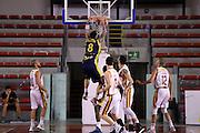 Tommaso Fantoni<br /> Unicusano Roma - Givova Scafati<br /> Campionato Basket LNP 2016/2017<br /> Roma 10/01/2017<br /> Foto Ciamillo-Castoria