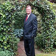 Raadslid Robbert Goedbloed Gr. van Pinksterenlaan 3 Huizen neemt afscheid gemeente Huizen