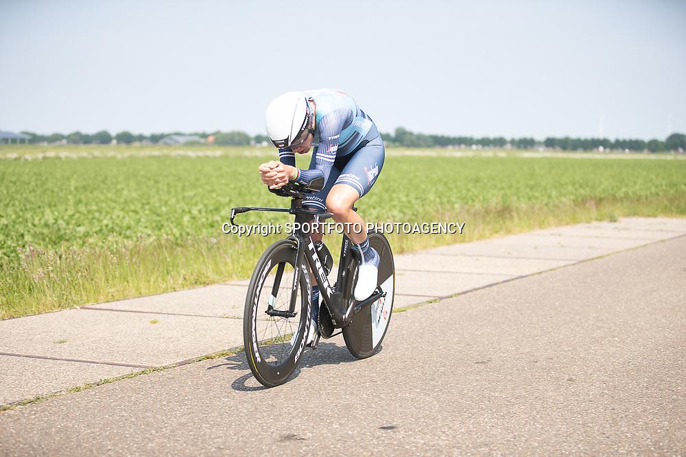 EMMEN (NED) June 16: <br /> CYCLING <br /> Ellen Van Dijk (Netherlands / Team Trek Segafredo Women)