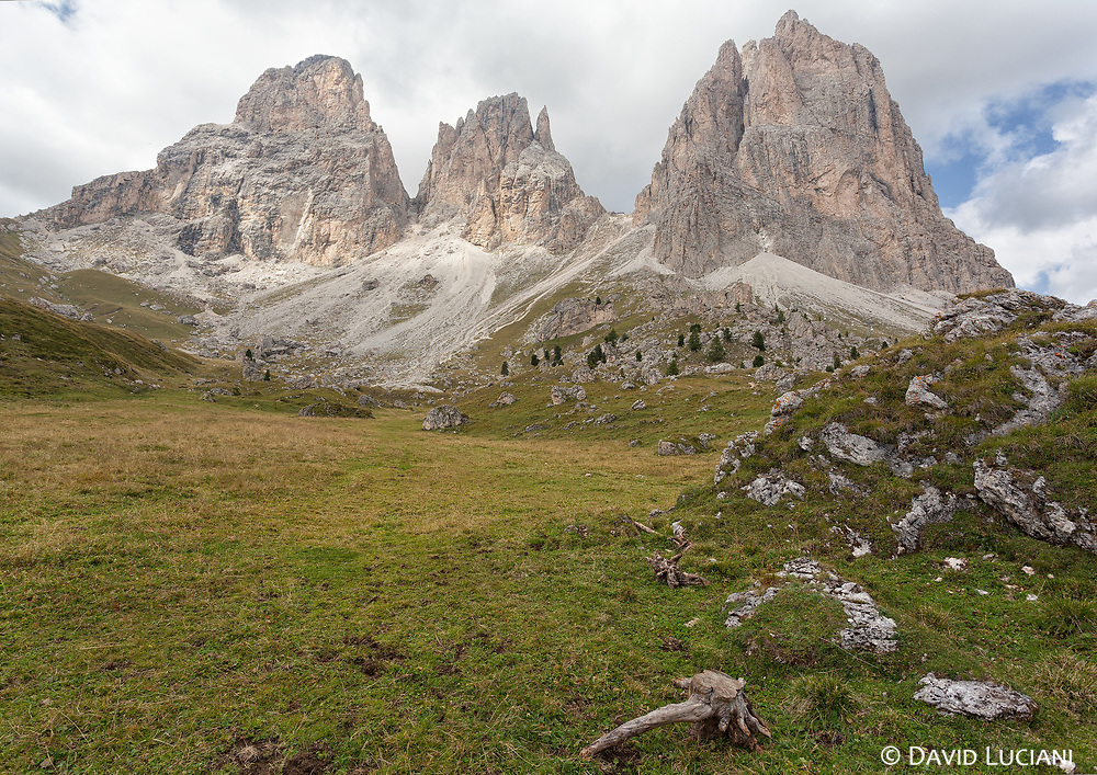 The Sella Pass also called Sellajoch, is a 2218 m high mountain pass in South Tyrol.
