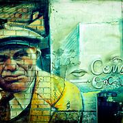 Street graffiti, Seville, Spain (January 2007)