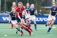 AMSTELVEEN -    meisjes Noord-Holland tegen Midden Nederland. . DOD, DistrictsOntmoetingsdag C Jeugd. COPYRIGHT KOEN SUYK