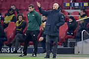 Coach Erik ten Hag of Ajax during the UEFA Champions League, Group D football match between Ajax and Midtjylland on november 25, 2020 at Johan Cruijff Arena in Amsterdam, Netherlands - Photo Gerrit van Keulen / Orange Pictures / ProSportsImages / DPPI