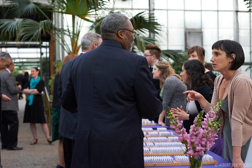 at the Fairmount Park Horticulture Center<br /> April 29, 2016