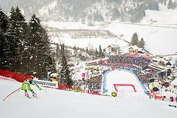 Stefan Hadalin (SLO) during 2nd run of Men's Slalom race of FIS Alpine Ski World Cup 57th Vitranc Cup 2018, on March 4, 2018 in Podkoren, Kranjska Gora, Slovenia. Photo by Ziga Zupan / Sportida