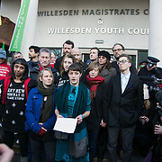 Judgment Day - the Heathrow 13 receive their sentence.