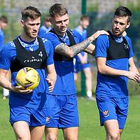 St Johnstone Training 03.08.21