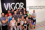 2012 - Jason Hoskins at Vigor Crossfit in Moraine, Ohio