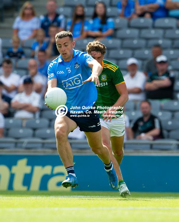 18-07-21. Meath v Dublin - Leinster SFC Semi-Final at Croke Park.<br /> Cormac Costello, Dublin in action against Meath in Leinster SFC Semi-Final.<br /> Photo: John Quirke / www.quirke.ie<br /> ©John Quirke Photography, 16 Proudstown Road, Navan. Co. Meath. (info@quirke.ie / 046-9028461 / 087-2579454).