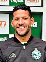 """Brazilian Football League Serie A / <br /> ( Coritiba Foot Ball Club ) - <br /> Rafael Martins Claro dos Santos """" Rafael Martins """""""