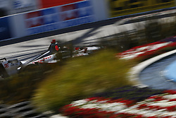 April 13, 2018 - Long Beach, California, United States of America - April 13, 2018 - Long Beach, California, USA: Marco Andretti (98) takes to the track to practice for the Toyota Grand Prix of Long Beach at Streets of Long Beach in Long Beach, California. (Credit Image: © Justin R. Noe Asp Inc/ASP via ZUMA Wire)