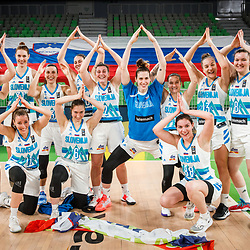 20210206: SLO, Basketball - FIBA Women's Eurobasket Qualifiers, Slovenia vs Iceland