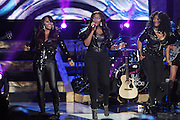 October 13, 2012- Bronx, NY: Recording Artists SWV performs at the Black Girls Rock! Awards presented by BET Networks and sponsored by Chevy held at the Paradise Theater on October 13, 2012 in the Bronx, New York. BLACK GIRLS ROCK! Inc. is 501(c)3 non-profit youth empowerment and mentoring organization founded by DJ Beverly Bond, established to promote the arts for young women of color, as well as to encourage dialogue and analysis of the ways women of color are portrayed in the media. (Terrence Jennings)