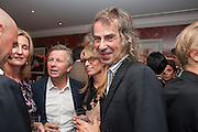 IVOR BRAKA, Dinner to celebrate the opening of Pace London at  members club 6 Burlington Gdns. The dinner followed the Private View of the exhibition Rothko/Sugimoto: Dark Paintings and Seascapes.