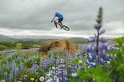 Pat Smage (Fatback Bikes, Killer Shot). Southern Iceland.
