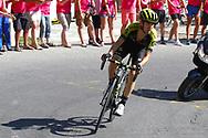 Mikel Nieve (ESP - Mitchelton - Scott) during the 105th Tour de France 2018, Stage 11, Alberville - La Rosiere Espace Bernardo (108,5 km) on July 18th, 2018 - Photo Luca Bettini / BettiniPhoto / ProSportsImages / DPPI