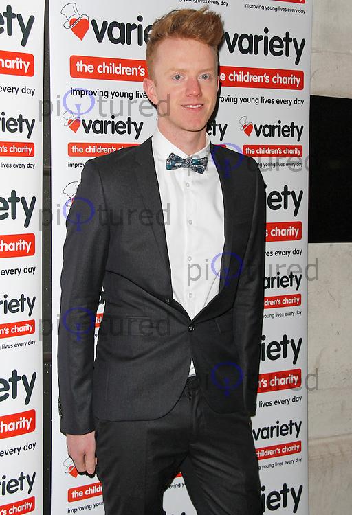 James Barr, I Love A Bit Of Variety, Press Nightclub, London UK, 26 March 2015, Photo By Brett D. Cove