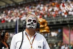 October 29, 2017 - Mexico-City, Mexico - Motorsports: FIA Formula One World Championship 2017, Grand Prix of Mexico, ..Jo Bauer (FIA) (Credit Image: © Hoch Zwei via ZUMA Wire)