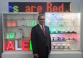 Pervaiz Lodhie, chief executive of LEDtronics