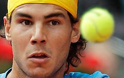 14-05-2010 TENNIS: ATP MADRID OPEN: MADRID<br /> Rafael Nadal ESP<br /> ©2010- FRH nph / Cesar Cebolla