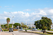 The port of Figueira da Foz, Portugal