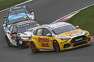 Tom Chilton - Team Shredded Wheat Racing with Gallagher - Ford Focus RS during the British Touring Car Championship (BTCC) at  Brands Hatch, Fawkham, United Kingdom on 7 April 2019.