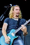 Chad Kroeger - Nickelback, V2002, Hylands Park, Chelmsford, Essex, Britain - 17 August 2002