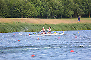 Race: 82  Women's Coxless Pairs - Championship - Heat<br /> <br /> The Metropolitan Regatta 2019<br /> Sunday<br /> <br /> To purchase this photo, or to see pricing information for Prints and Downloads, click the blue 'Add to Cart' button at the top-right of the page.