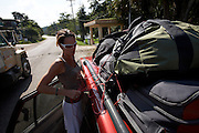 Belize and Guatemala - Eagle Creek luggage shoot