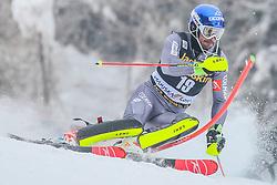 Jean-Baptiste Grange (FRA) during 1st run of Men's Slalom race of FIS Alpine Ski World Cup 57th Vitranc Cup 2018, on March 4, 2018 in Kranjska Gora, Slovenia. Photo by Ziga Zupan / Sportida