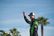 January 30-31, 2016: Daytona 24 hour: #16 Justin Marks, Change Racing, Lamborghini Huracán GT3