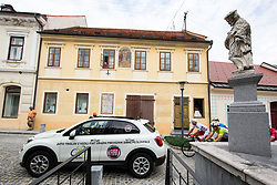 Car during 3rd Stage of 25th Tour de Slovenie 2018 cycling race between Slovenske Konjice and Celje (175,7 km), on June 15, 2018 in  Slovenia. Photo by Vid Ponikvar / Sportida