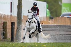 Van Dijck Louise, BEL, Gasmann B van het Juxschot<br /> Nationaal Kampioenschap Eventing Minderhoud 2018<br /> © Hippo Foto - Dirk Caremans