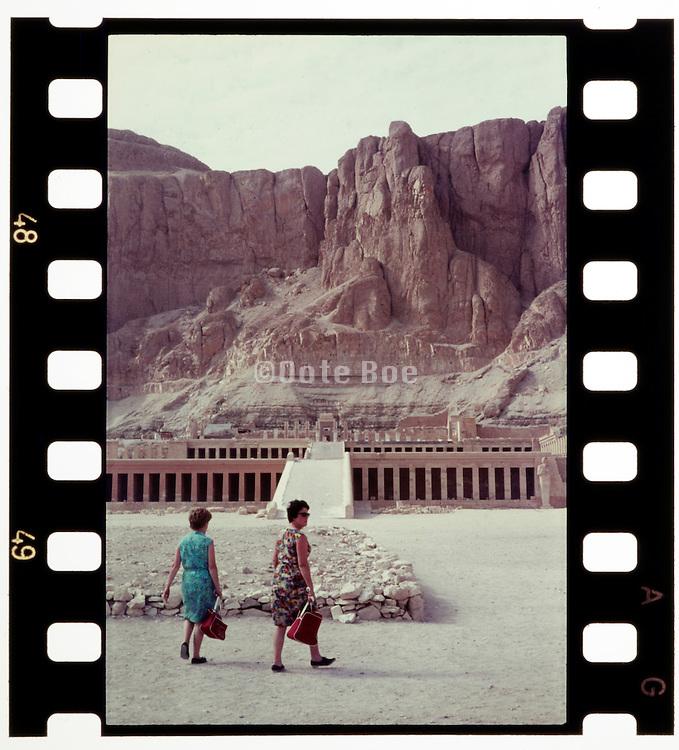 Egypt Luxor Temple of Queen Hatchepsut