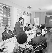 Y-700605A-02. Emanuel Hospital, Model Cities Committee luncheon. June 5, 1970
