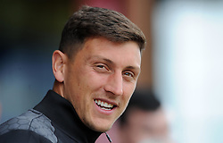 Bournemouth's Tommy Elphick - Photo mandatory by-line: Harry Trump/JMP - Mobile: 07966 386802 - 18/07/15 - SPORT - FOOTBALL - Pre Season Fixture - Exeter City v Bournemouth - St James Park, Exeter, England.
