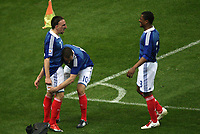 Fotball<br /> Frankrike v Litauen<br /> Foto: DPPI/Digitalsport<br /> NORWAY ONLY<br /> <br /> FOOTBALL - FIFA WORLD CUP 2010 - QUALIFYING ROUND - GROUP 7 - FRANCE v LITHUANIA - 01/04/2009 - JOY FRANCK RIBERY (FRA)