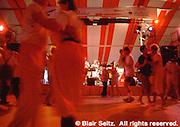 Bethlehem, PA, Music Festival, dance to German Band