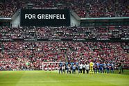 060817 Arsenal v Chelsea Community Shield
