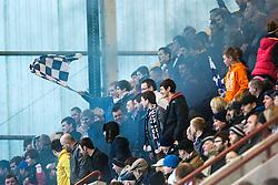 Falkirk fans..Dunfermline 0 v 1 Falkirk, 26/12/2012..©Michael Schofield.