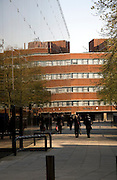 The Willis building, designed by Norman Foster, the youngest building in Britain to have Grade 1 listed status, Ipswich, Suffolk