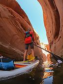 SUP Antelope Canyon camping trip