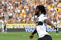 Esultanza gol Gervinho Parma 2-0 Goal celebration <br /> Parma 22-09-2018 Stadio Ennio Tardini Football Calcio Serie A 2018/2019 Parma - Cagliari <br /> Foto Andrea Staccioli / Insidefoto