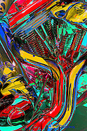 Motorcycles in the Abstract Form