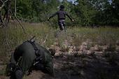 Border Patrolling
