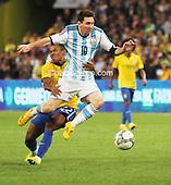 Brazil vs Argentina in China