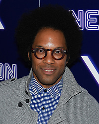 December 5, 2018 - Hollywood, California, USA - JOHNATHAN FERNANDEZ attends the premiere of Neon's 'Vox Lux' at ArcLight Hollywood in Los Angeles, California. (Credit Image: © Billy Bennight/ZUMA Wire)